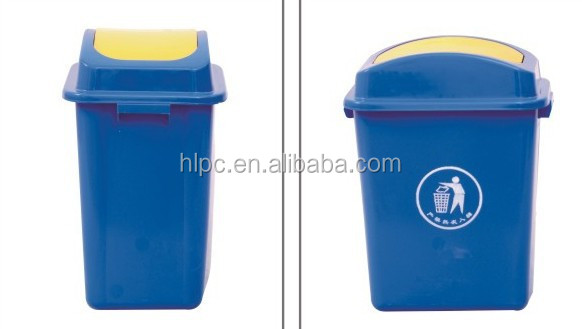 40ldustbin Plastic Garbage Bin Medical Waste Bin Industrial Waste ...