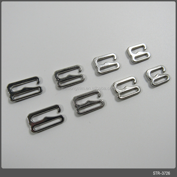 5b55583b4 Liga De Metal G Gancho Para Acessórios De Sutiã