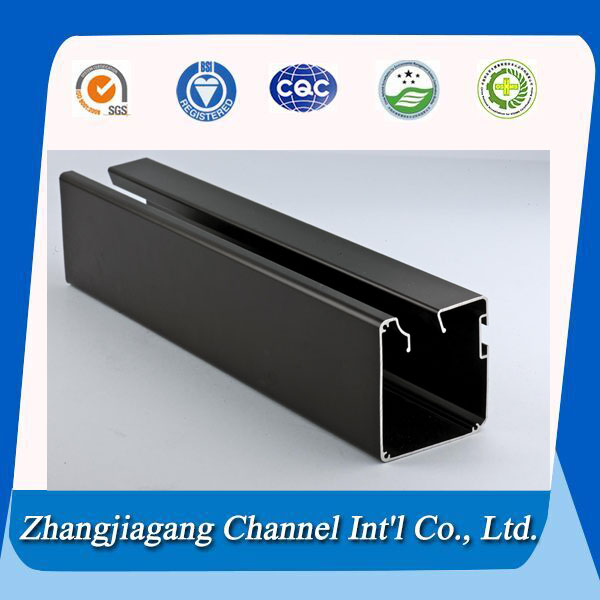 Handrail Bracket Aluminum Profile For Stair