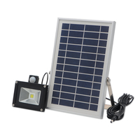 COB Chip Solar garden light IP65 solar powered light High Bright Solar Yard Light