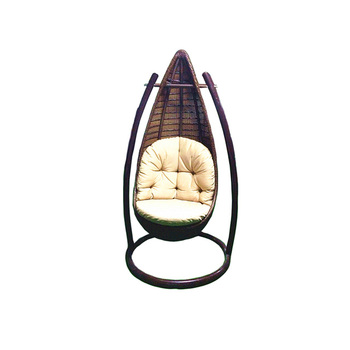 Outdoor Furniture Contemporary Hanging Egg Chair
