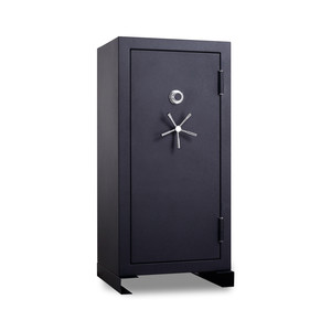 Fireproof gun safe electronic mechanical UL