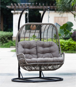 Awe Inspiring Adult And Kids Rattan Swing Hanging Chair Wicker Hammock Double Seater Hanging Swing Chair Buy Patio Furniture Outdoor Furniture Hammock Chair Theyellowbook Wood Chair Design Ideas Theyellowbookinfo