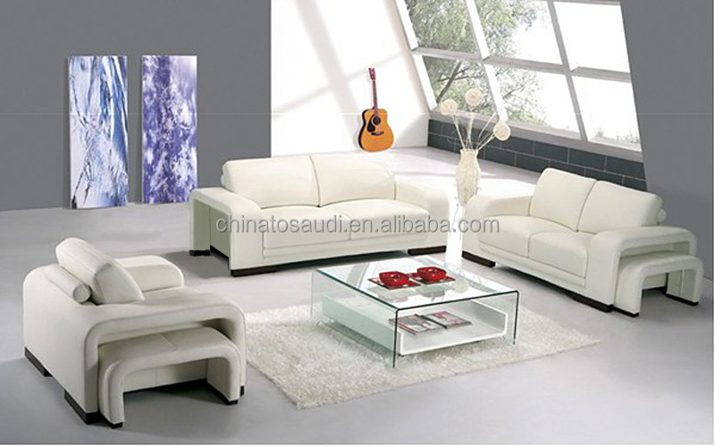 New Latest Design Sofa Set L Shaped Model Sets