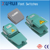 plastic push button electric foot pedal switch / HRF series foot switch for floor lamps