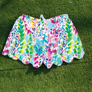 e07117999aaaac Lilly Pulitzer Scalloped Shorts, Lilly Pulitzer Scalloped Shorts Suppliers  and Manufacturers at Alibaba.com