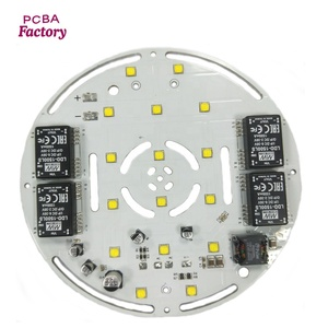 5730 SMD PCBA 94V0 LED Light PCB Circuit Board Design