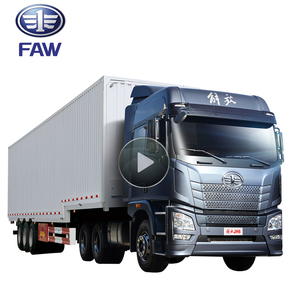 Discount 371-420hp FAW heavy duty tractor truck for sale