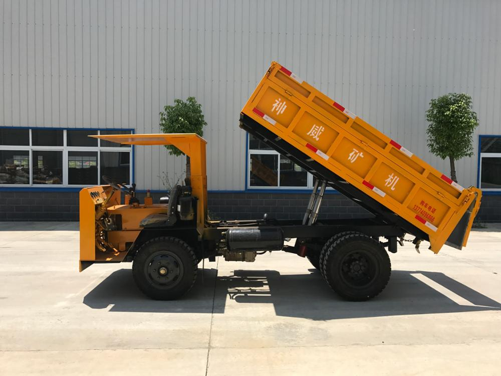 Load 6 tons mine dump truck