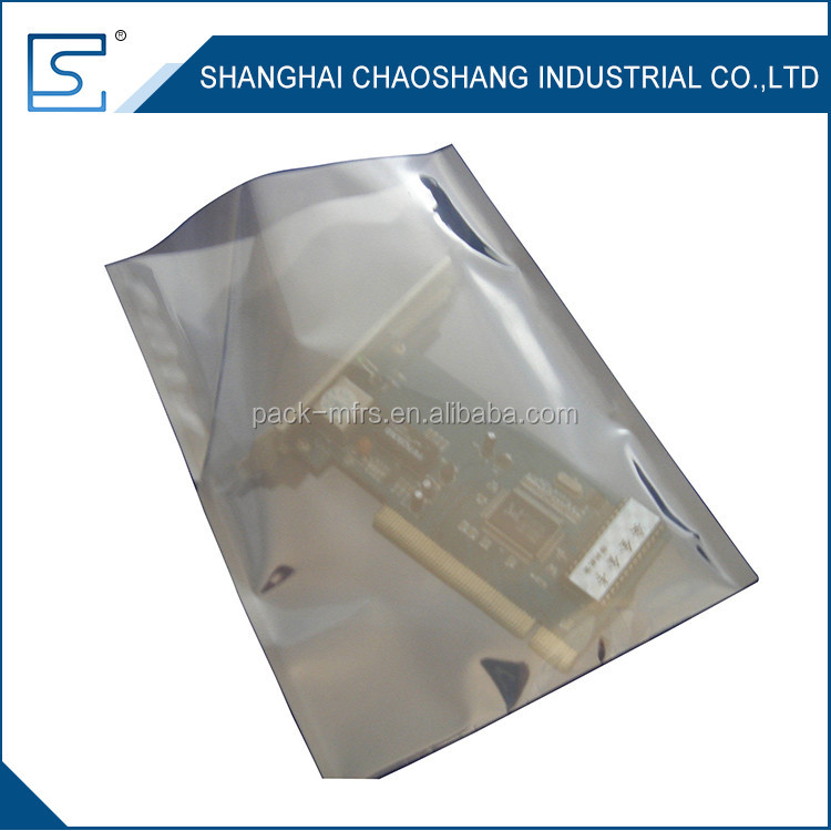 Promotion Industrial Use and Antistatic Feature Cell Phone Case Plastic Bag