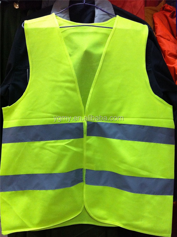 reflective safety vest coat Sanitation vest Traffic safety warning clothing vest