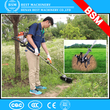 2017 China multifunctional mini knapsack brush cutter/backpack grass trimmer
