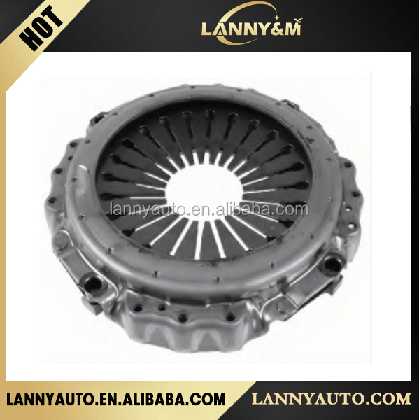OEM 3482123234 1521718 1668919 20510799 8112598 85000125 Auto chassis parts volvo bus parts clutch pressure plate