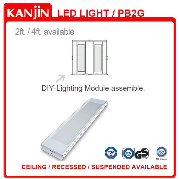 22w Tuv Standard Led 600x600 Ceiling Panel Light