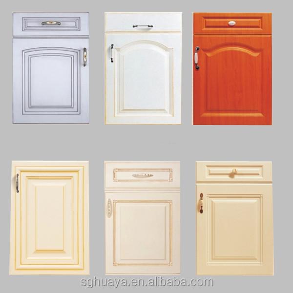 Puertas Para Muebles De Cocina. Vinilos De Lamas De Madera Impresas ...