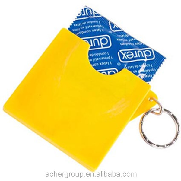 in Size condoms holes of