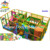 Safety big colorful with cheap price kids indoor playground