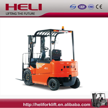 China Top1 Manufacturer Brand heli electric forklift 3 ton