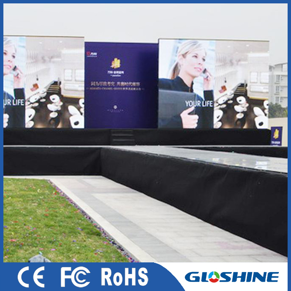 Gloshine AM4.81 Outdoor led commercial outdoor advertising display screen