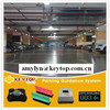 wireless ultrasonic detector based parking guidance system/intelligent parking assistant system