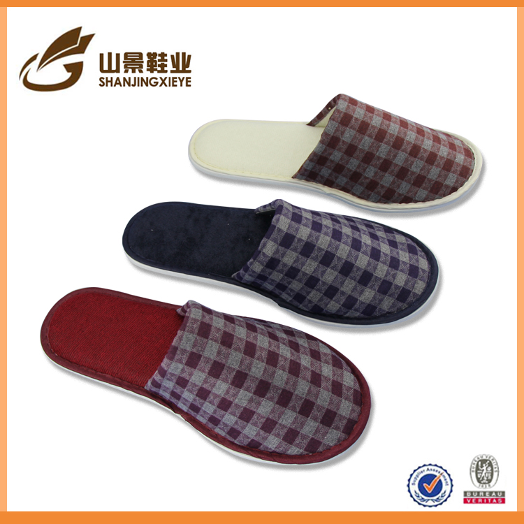 terry towel toe slipper bedroom or bathroom slippers autumn indoor slippers