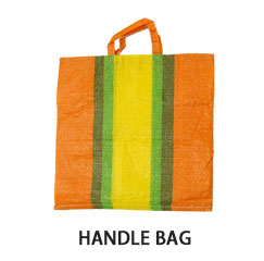 cheap foldable reusable colorful pp woven shopping bag with custom logo