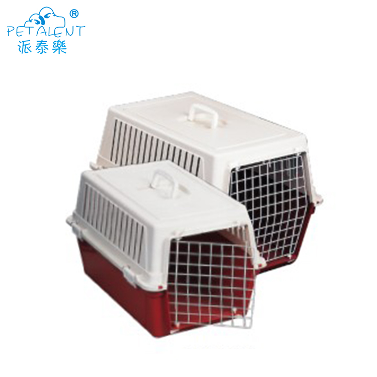 Popular  Dog Travel Flight Cage For Carry