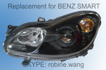 SMART Head Lamp with Angel Eyes , Smart Fortwo 2007+ Headlight
