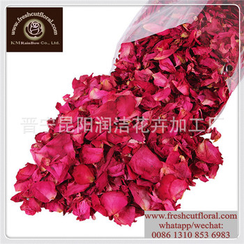 China Freeze Dried Rose Petals Australia Available Year Round