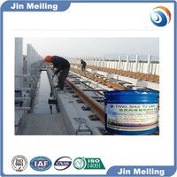 Railway / Building Roof Polyurethane Single Component Water repellent Painting