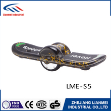 top quality one/single wheel self balancing electric hoverboard LME-S5