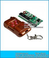 1set IC 2262/2272 4 CH 315Mhz Key Wireless Remote Control Kits Receiver module