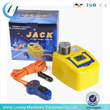 12V Portable Electric Car Jack, Emergency rescue electric car jack price