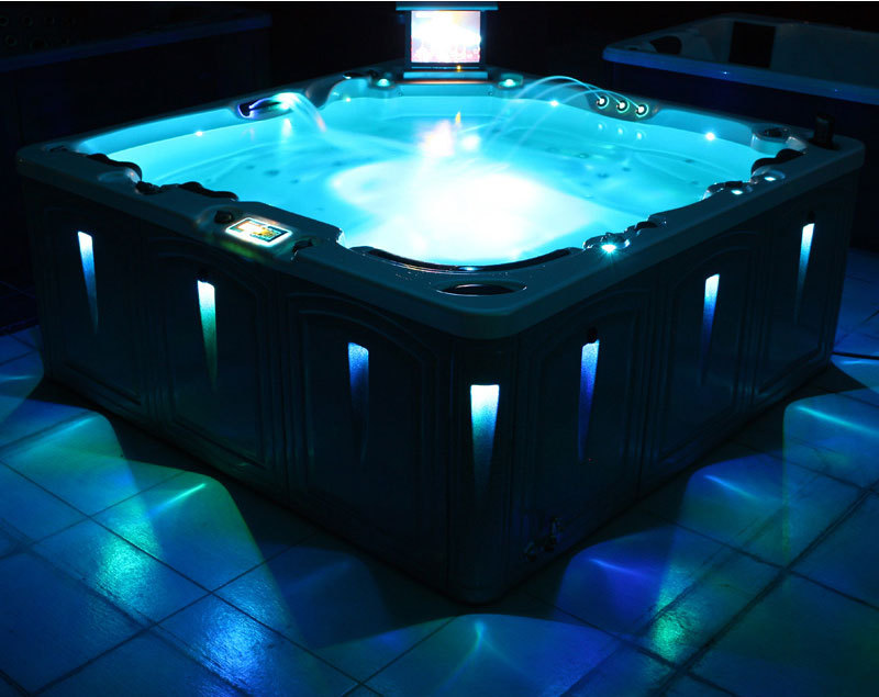 luxury outdoor spa hot tub shell sale portable hot tub swimming pool spa ozone therapy hot