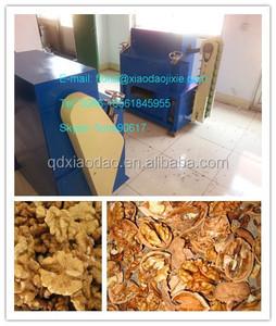 pecan sheller / pecan shelling machine / pecan shell separating machine