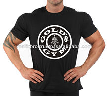 2012 high quality cotton slim muscle fit t shirt