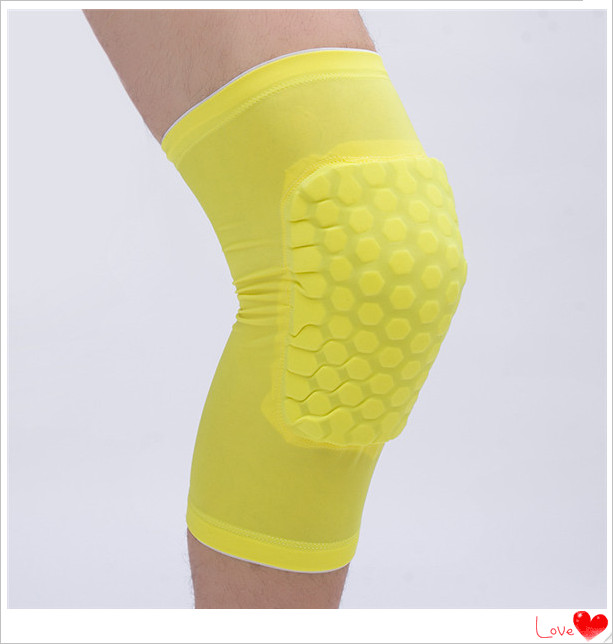 New Products 2017 Innovative Product Honeycomb Type Waterproof Knee Support