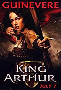 11 x 17 King Arthur Movie Poster