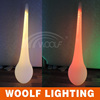 holiday decorations led lighting poles outdoor