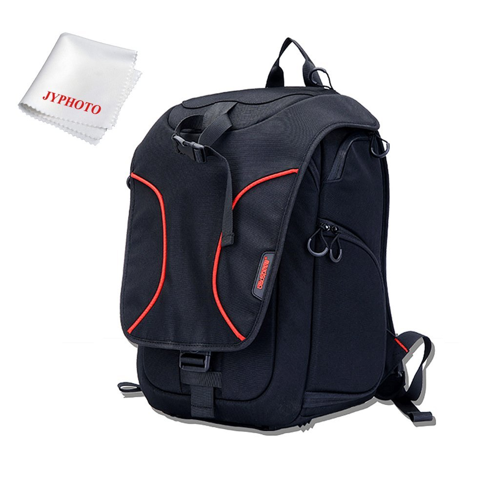 8012cf31e3 Get Quotations · Godspeed C199 Professional Backpack Camera Bag for DSLR  and Mirrorless Cameras Lens Flashes