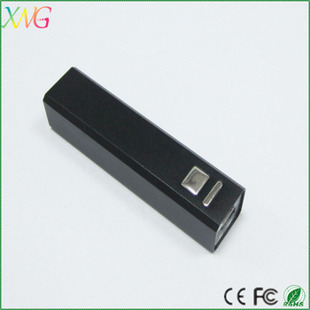 Promotional USB travel charger Aluminum 2200mah manual for power bank 0734afa51184