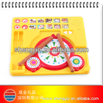 children english talking story book recordable sound chip make sound toy