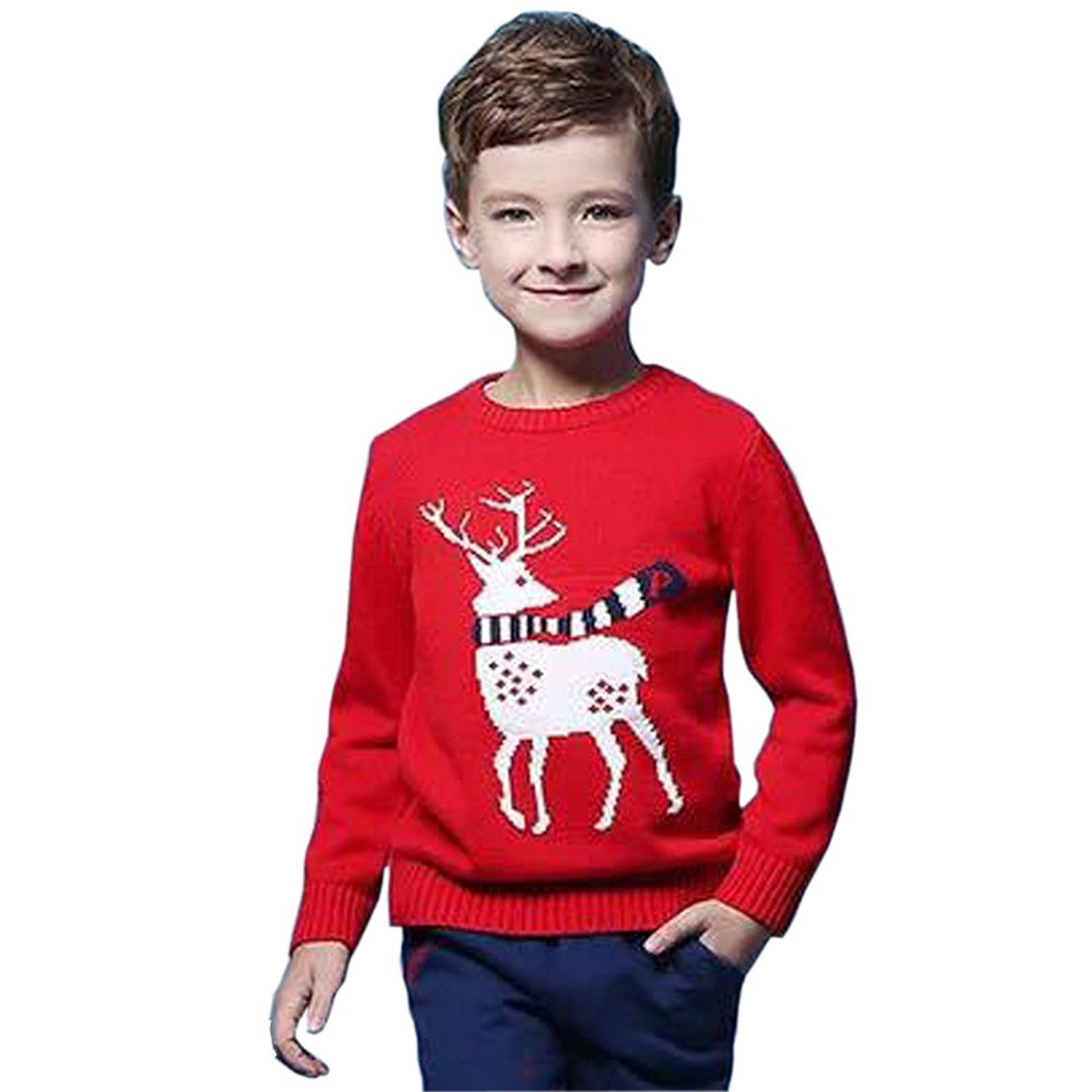 08bfd6165c51 Cheap Cute Christmas Sweater