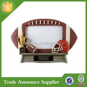Vintage Collection Team Football Photo Frame