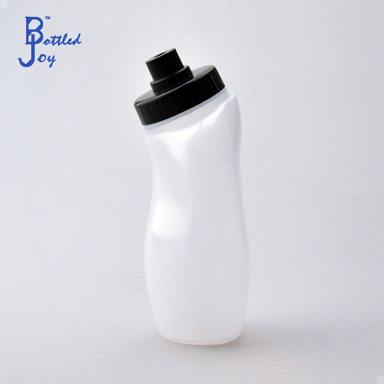 new items 2016 plastics recycling new water bottle with custom logo sport bottle plastic