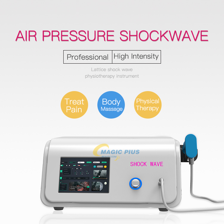 Innovation 2019 Air Pressure Shockwave Therapy Medical Device for ED