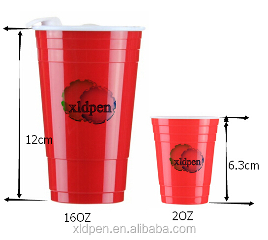 2oz Double Wall Red Solo Cup Party Cups - Buy 2oz Solo Cup,Solo ...