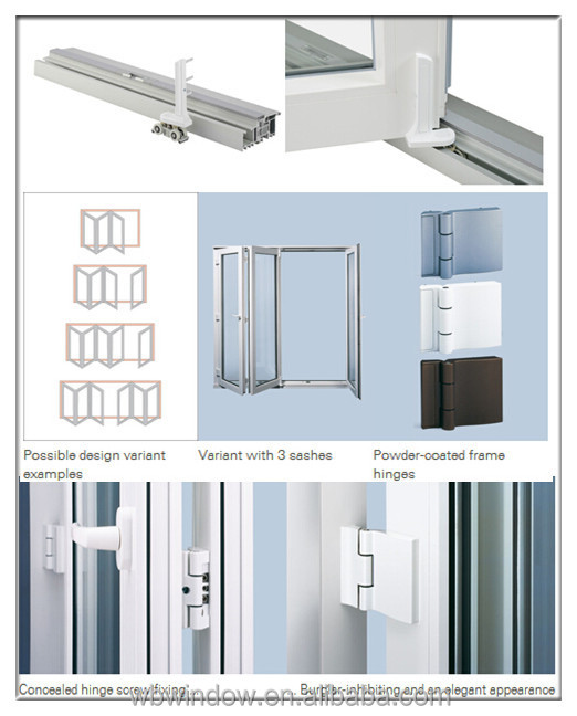 High Quality Hot Sale Pvcupvc Glass Folding Patio Doors Price Buy