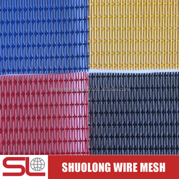 Shuolong Mesh Rigid Series XY-1238PVC Stainless Steel Decorative Metal Mesh for Ceiling