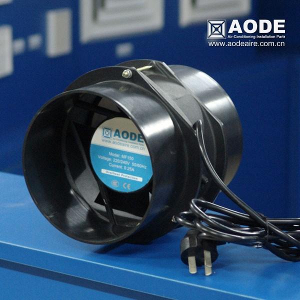 12 Volt Duct Fan : Quot axial flow ventilation air conditioner volt exhaust